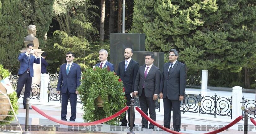 Beynəlxalq faktaraşdırıcı missiyanın üzvləri Azərbaycana gəlib
