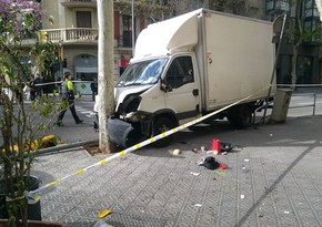 China: Truck crash kills six people