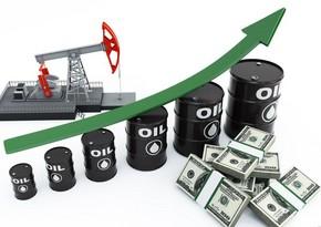 Azeri LT CIF crude oil soars above $ 45