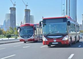 127 nömrəli yeni müntəzəm marşrut xətti  Baku Busa verildi