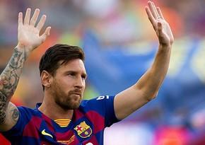 KİV: Messi yeni baş məşqçiyə Barselonanı tərk etmək istədiyini deyib