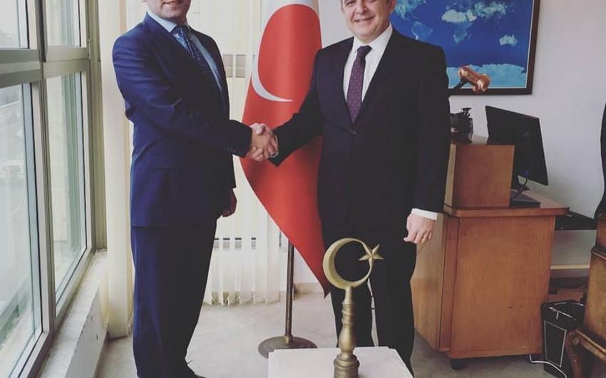 Мустафа Кемаль Окем: Турция всегда рядом с Азербайджаном