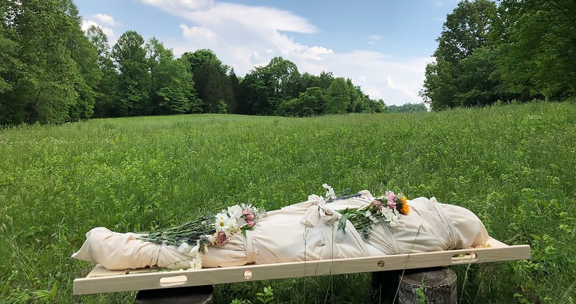 World's first eco-friendly cemetery opens in Belgium