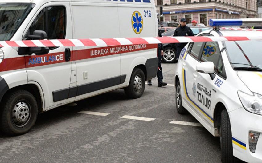 Kiyevdə avtomobilin partlaması nəticəsində bir nəfər ölüb - YENİLƏNİB