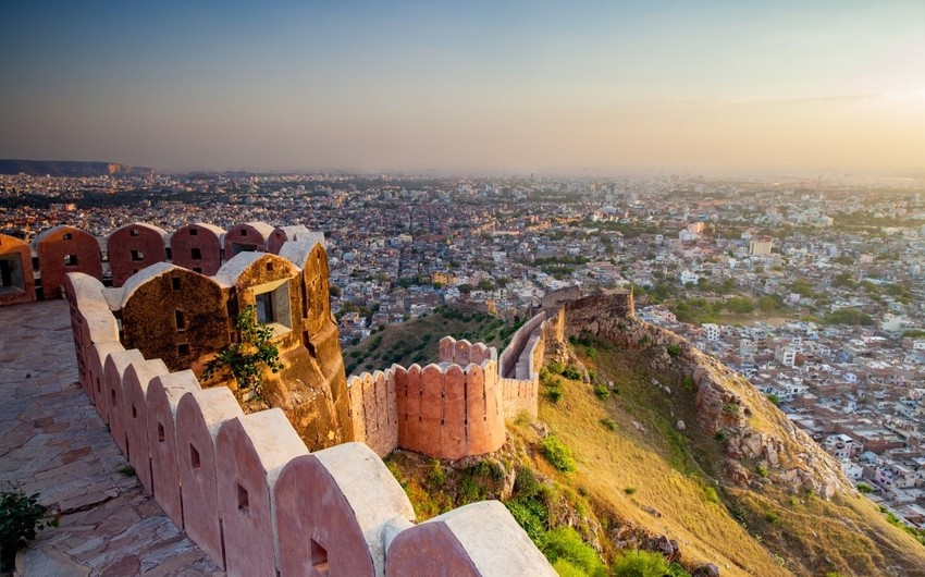 Hindistanın Caypur şəhəri UNESKO-nun Dünya İrs Siyahısına daxil edilib