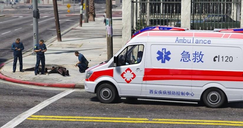 Çində partlayış olub, ölənlər və yaralananlar var