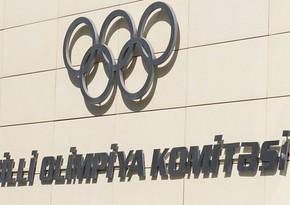 Milli Olimpiya Komitəsində iclas keçirilib