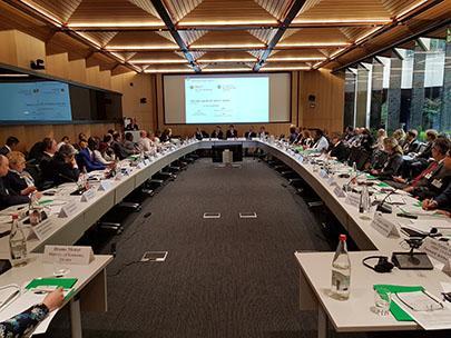SOCAR-ın vitse-prezidenti Dünya Bankı ekoloji proqramının Rəhbər Komitəsinin iclasında iştirak edib