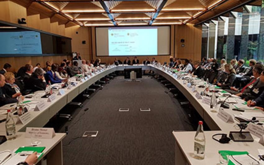 SOCAR Vice-President attends WB Global Partnership Steering Committee meeting