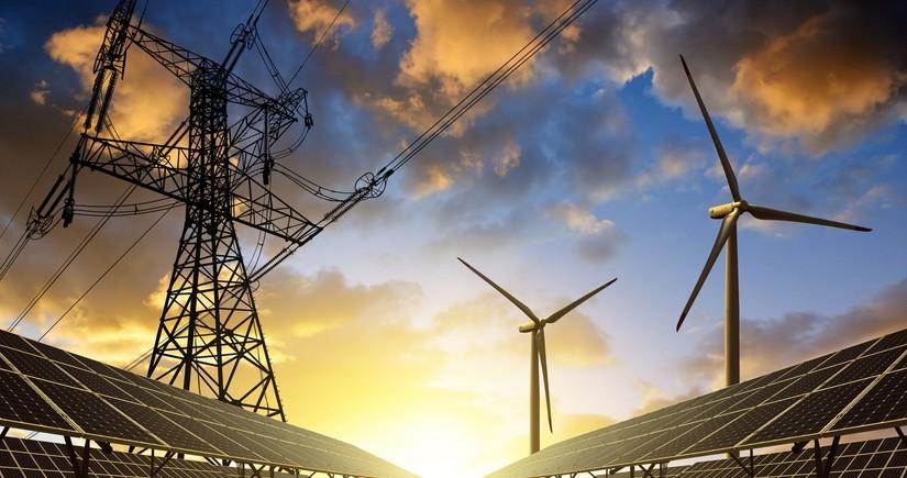 Avropanın elektrik təminatında bərpa olunan enerji ilk sıraya yüksəlib