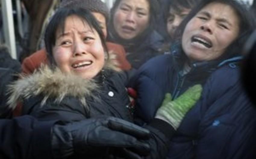 Çində uşaq bağçası uçub, üç uşaq ölüb