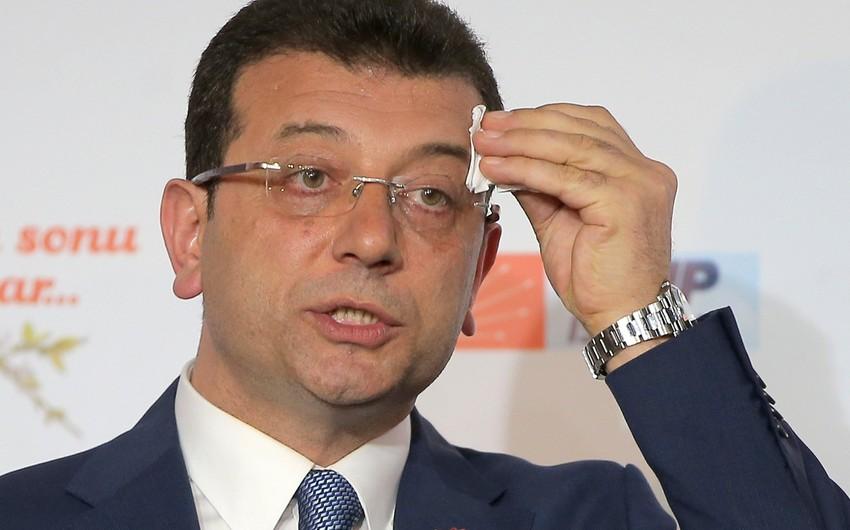 Мэр Стамбула заразился коронавирусом