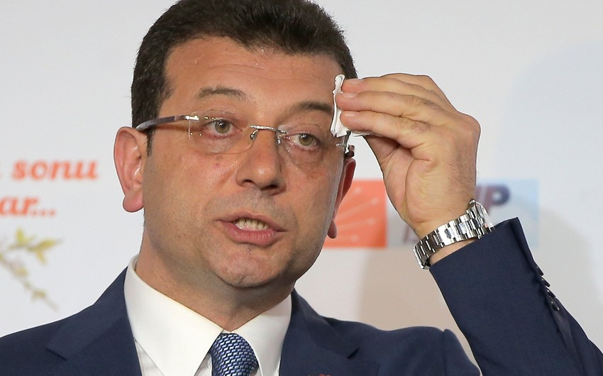Istanbul Metropolitan Municipality Mayor contracts coronavirus