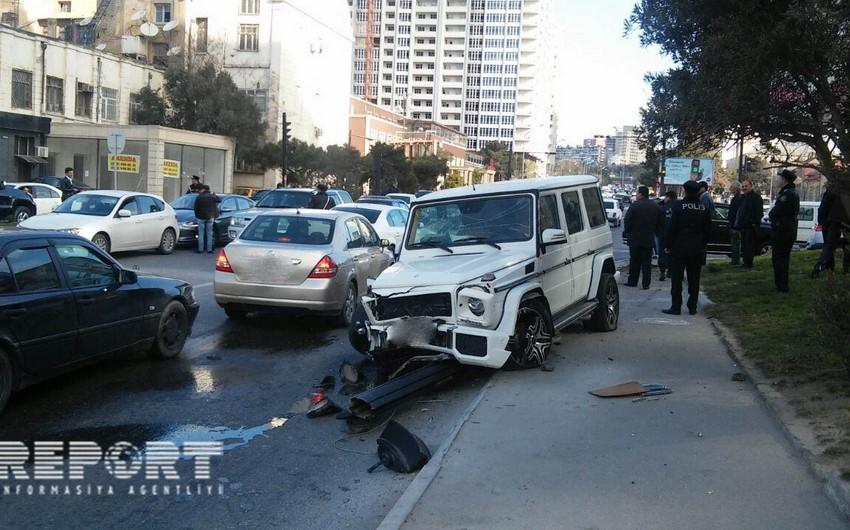 Son iki gündə baş verən avtomobil qəzalarında 7 nəfər ölüb, 10 nəfər xəsarət alıb