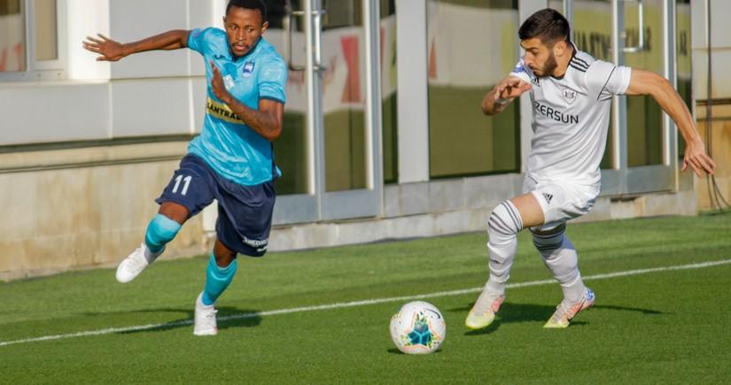 Zirə - Qarabağ matçının vaxtı açıqlandı