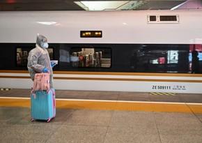 В Китае в результате схода вагонов поезда пострадали более 20 человек - ОБНОВЛЕНО-2