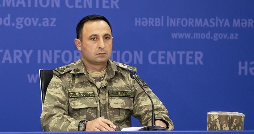 Anar Eyvazov: Enemy is retreating from the battlefield