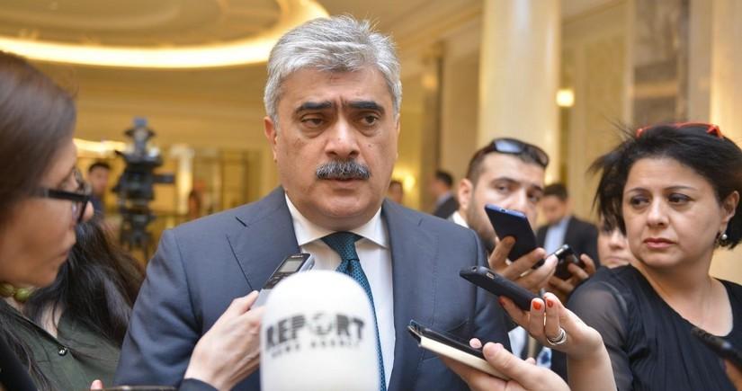 Самир Шарифов: В проект госбюджета-2021 внесут поправки в связи с восстановлением освобожденных земель