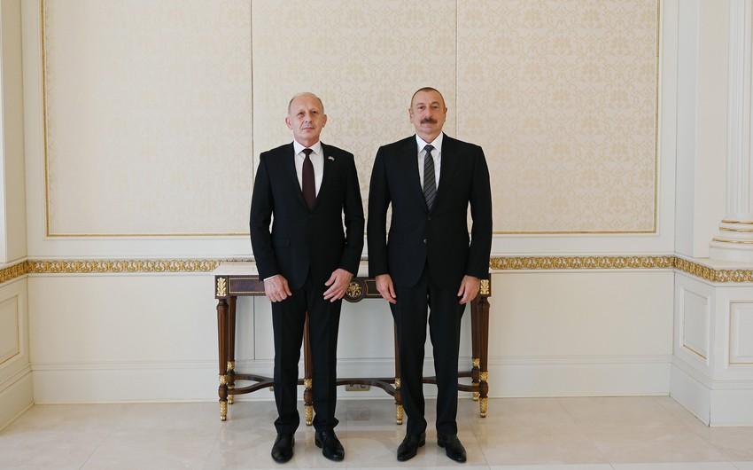 Serbiya prezidenti Azərbaycan lideriniölkəsinə rəsmi səfərə dəvət edib