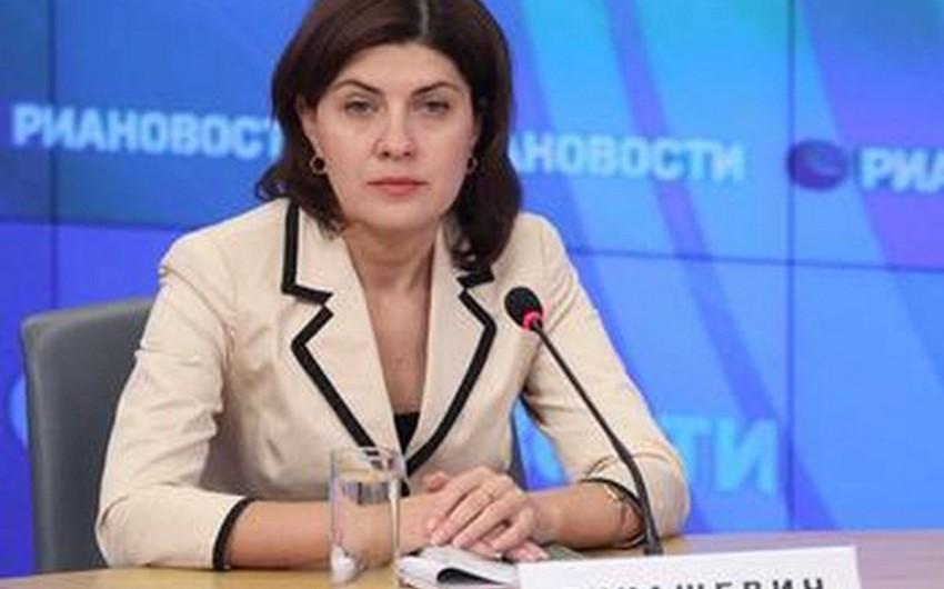 В Москве задержана замглавы Минобрнауки Лукашевич