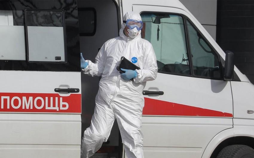 Rusiyada pandemiya qurbanlarının sayı 18 mini ötdü