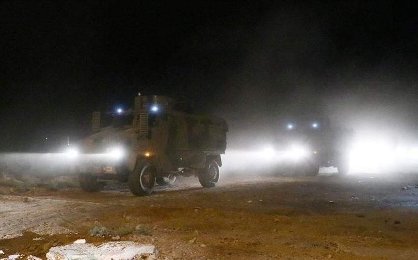Турция начала наземную операцию на востоке Евфрата