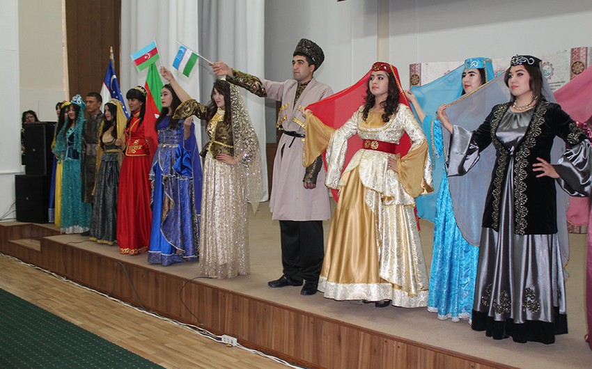 Samarkand hosts fashion show of Karabakh clothing