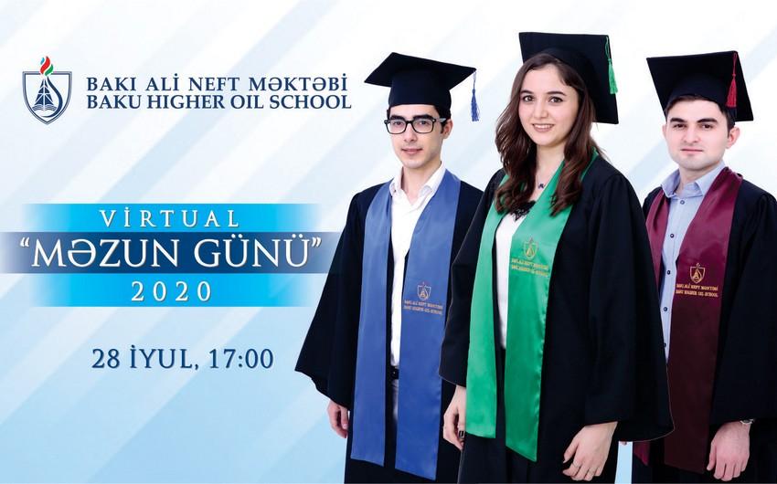 """BANM-də """"Virtual Məzun Günü"""" keçiriləcək"""