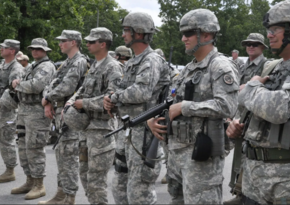 US military to stay in Washington for another two months