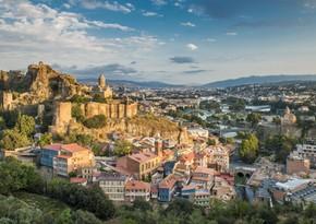 Gürcüstanın turizm gəlirləri ötən il 84% azalıb