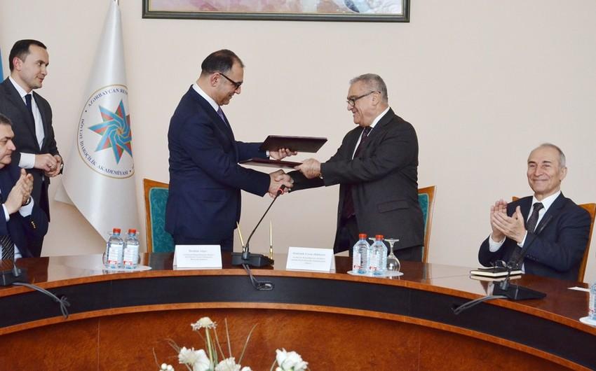 Maliyyə Bazarlarına Nəzarət Palatası Dövlət İdarəçilik Akademiyası ilə anlaşma memorandumu imzalayıb