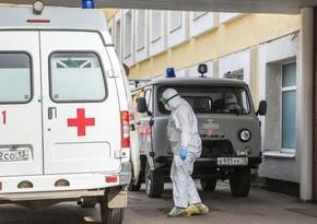 В России выявили 17 611 случаев заражения коронавирусом за сутки