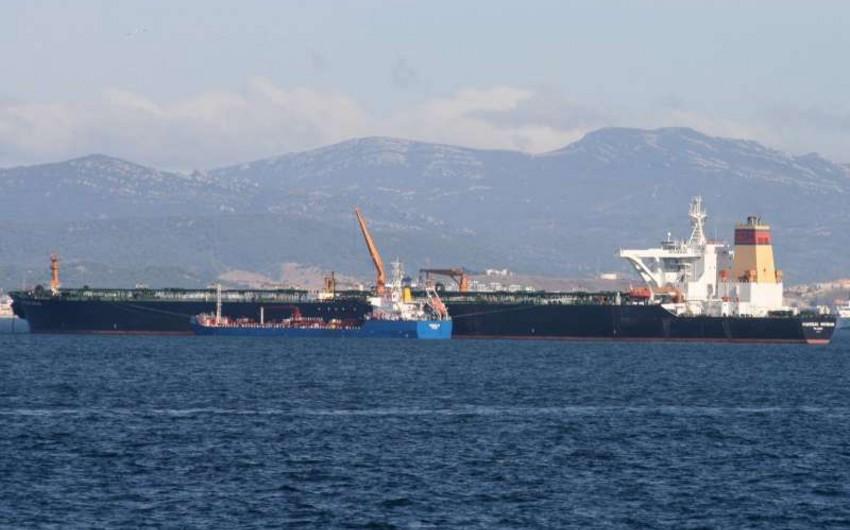 ABŞ Cəbəllütariq hökumətindən İran tankerini saxlamağı xahiş edib