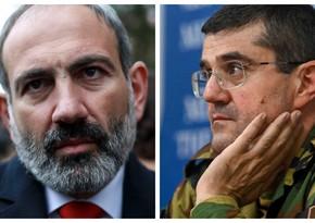 Rəsmi Yerevan separatçıların Paşinyana məktubunu ermənilərdən gizlədib