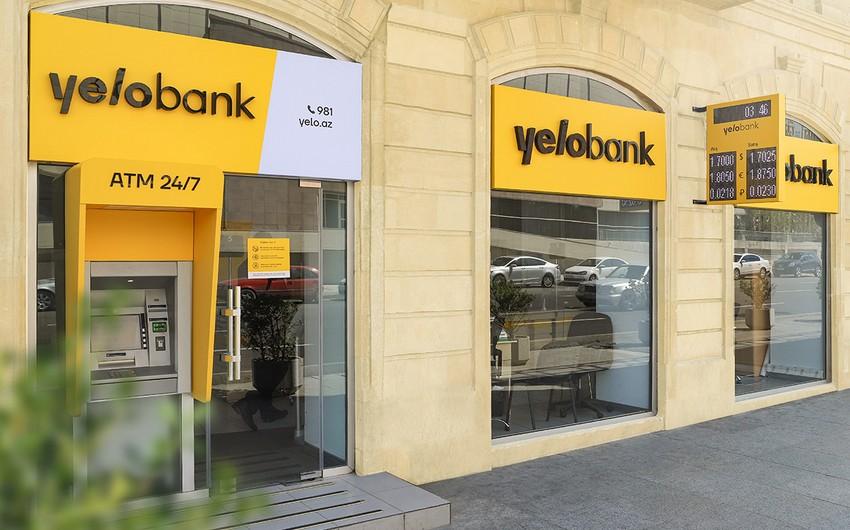 """""""Yelo Bank"""" nizamnamə kapitalını 378 milyon manata çatdırıb"""