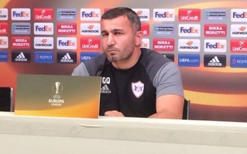 Qurban Qurbanov: Fiorentinaya azarkeşlik edəcəyəm