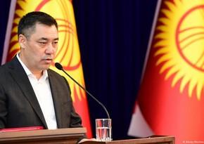 Президент Кыргызстана заявил об угрозе территориальной целостности страны