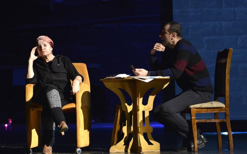 """Musiqili Teatr """"Mənim günahım"""" tamaşasının premyerasına hazırlaşır"""