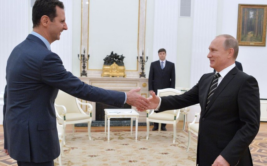 Experts comment on causes of Assad's visit to Russia - OPINION
