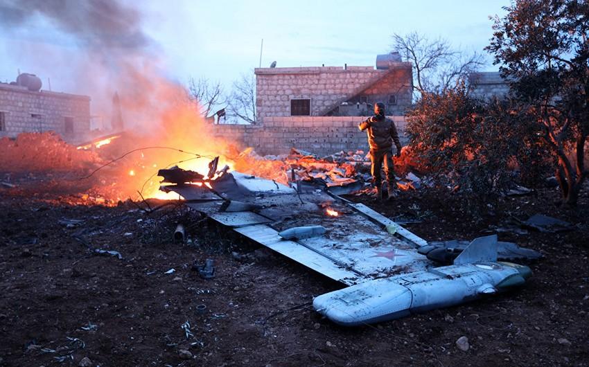 Rusiya Suriyada Su-25 təyyarəsinin vurulduğunu təsdiqləyib, pilot ölüb - YENİLƏNİB-2
