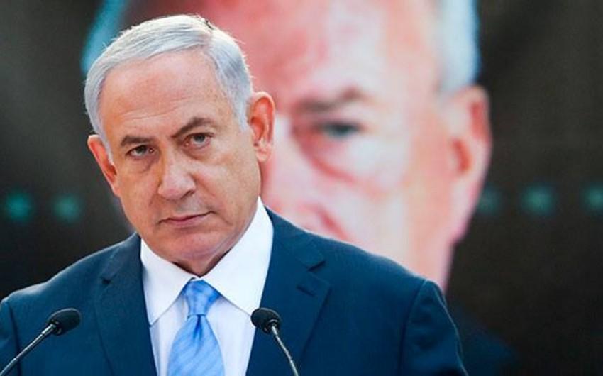 Netanyahu Holokostda polşalıların günahının olduğunu deməyə qoyulan qadağaya etiraz edib