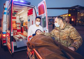 YASHAT Foundation sends three war veterans to Turkey