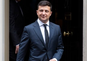Zelensky calls on Ukrainians to opt for Turkish resorts amid restrictions imposed by Russia