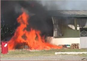 Armenians hit Tartar ginning factory