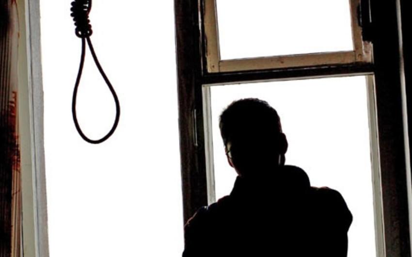 Naxçıvan sakini Bakıda intihar edib