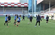 Azerbaijan to play its last match in national qualifying round
