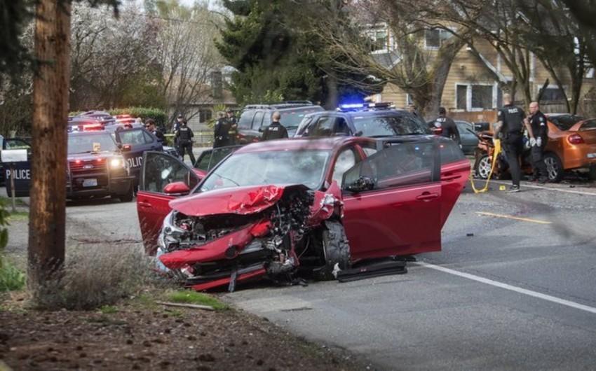 ABŞ-da atışma zamanı iki nəfər ölüb