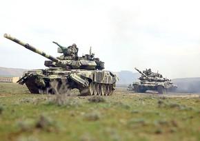 Azərbaycan Ordusunun əməliyyat-taktiki təlimləri bu gün başa çatacaq