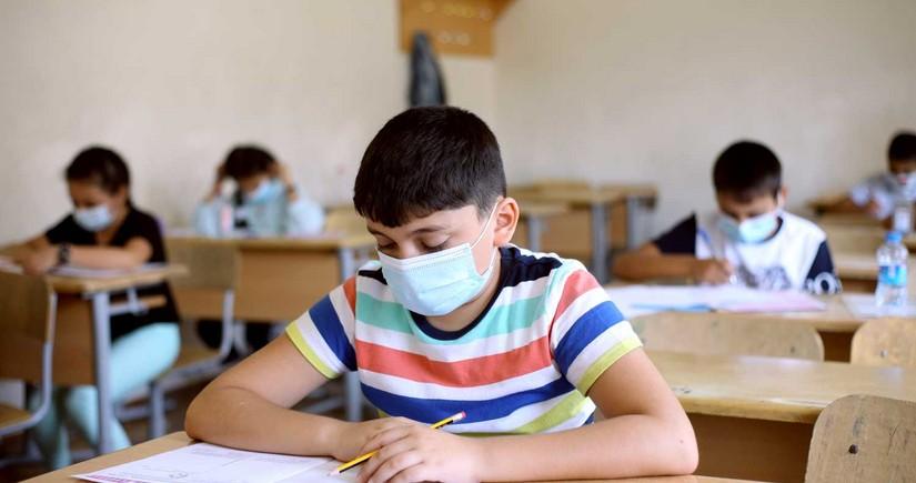 Минобразования Азербайджана о возобновлении занятий в школах