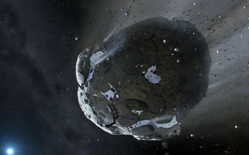 Astronomlar məhv olmuş planetin qalıqlarını tapıblar - VİDEO